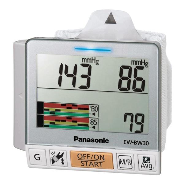 Home > Automatic BPM > Panasonic EW-BW30S Wrist Blood Pressure Monitor ...